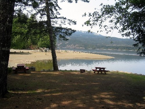 Visit the Cumberland Campground in beautiful British Columbia, Canada.