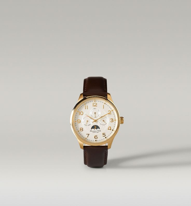 Massimo Men's Vintage Watch | Style | Pinterest
