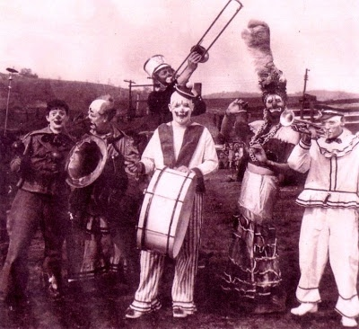 Sparks Circus Clown Band