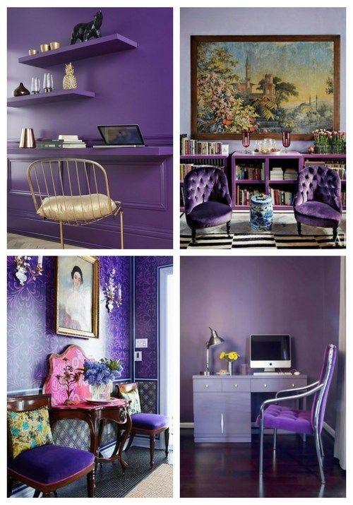 Pantone S 2018 Color 29 Ultra Violet Home Decor Ideas Comfydwelling Ultraviolet