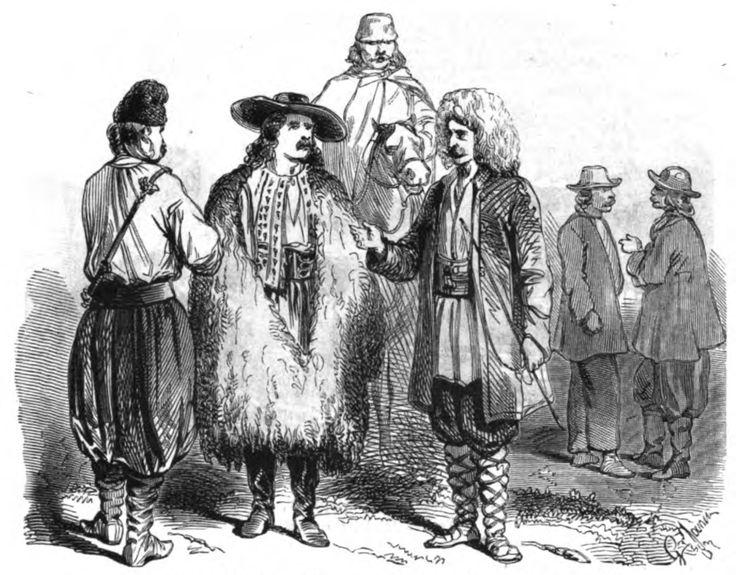 Mocanii, păstori transilvăneni