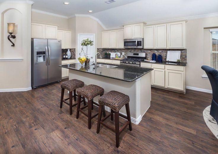 Acadia New Home Plan In Magnolia Creek Vista Collection