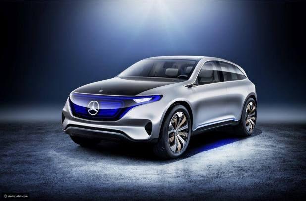 سيارات مرسيدس Eqc الكهربائية المعدلة قوة وأناقة In 2020 Benz Car Car Electric Car