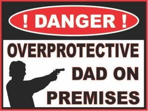 My Girls are on an Eight Day Camping Vacation with Girl Scouts ... They Are Out of Cell Service ... My Over Protective Dad Syndrome (OPDS) is in High Gear
