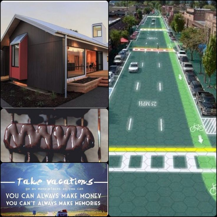 Fab Friday - Cantabrian house design, raw bounty bar, memories quote, solar roads