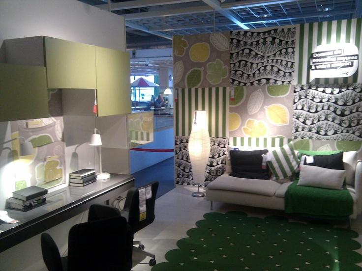 ikea rouen tourville la rivi re france magasins ikea ikea stores pinterest. Black Bedroom Furniture Sets. Home Design Ideas