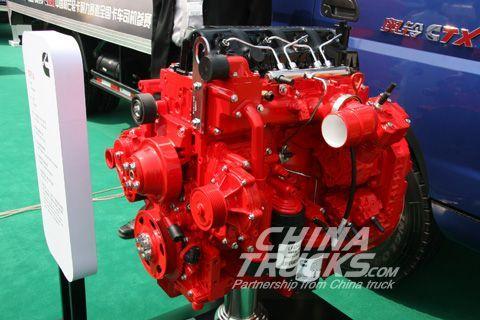 Cummins ISF 3.8L engine