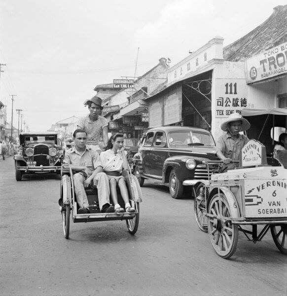 Surabaya, year unknown