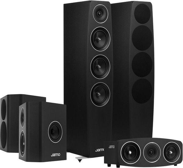 Jamo Launches Full Set of Concert Series Speakers