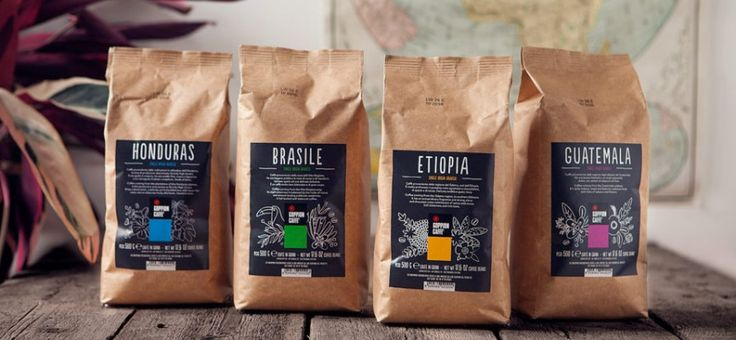 Grandi novità in casa Goppion: nascono i Caffe' monorigine
