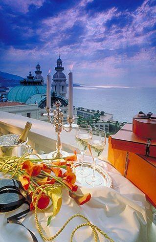 Le Grill Restaurant, Hotel de Paris, Monte Carlo