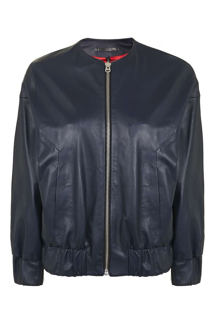 '80s Bomber Jacket by Boutique - Jackets & Coats - Clothing - Topshop