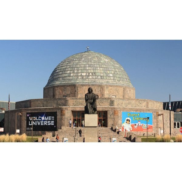 Gates Planetarium: Public/commercial, Historical