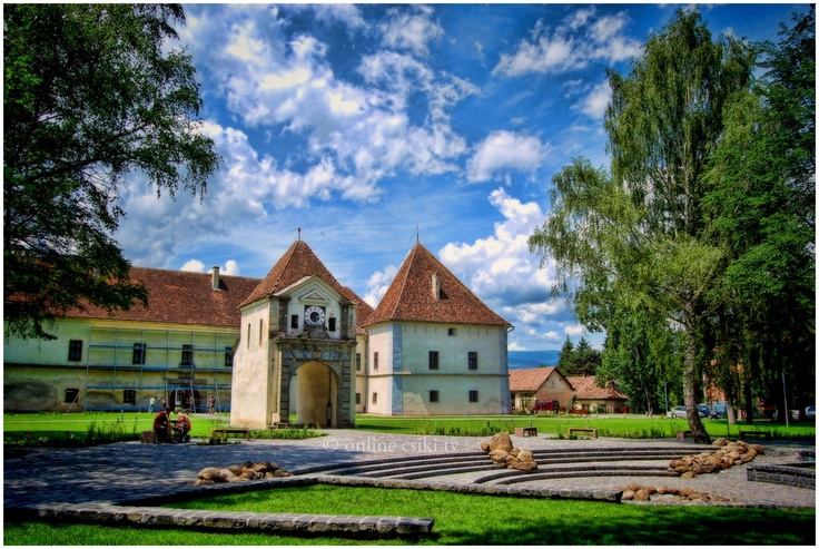 Csíkszereda, Mikó kastély