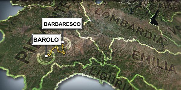 Viaggio nell`Italia del Giro. Barbaresco - Barolo