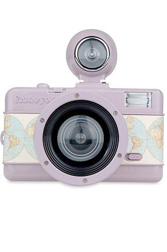 Lomography Fisheye No. 2 Voyager Camera, $89, available at Lomography.