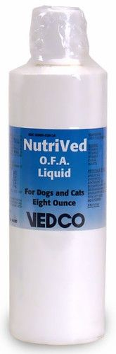 NutriVed OFA Supplement for Cats & Dogs - 8 oz.