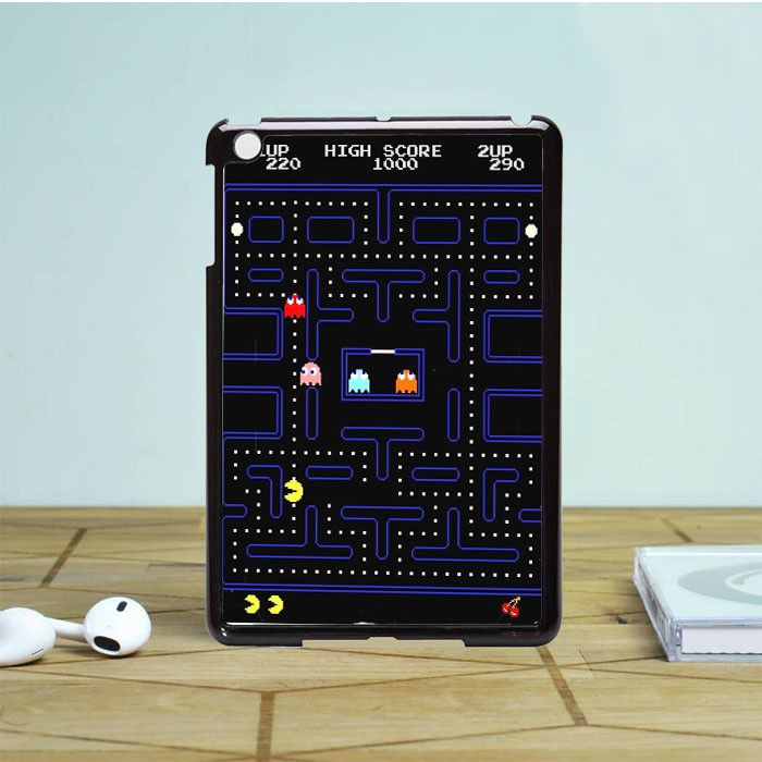 Pacman Game iPad Mini 2 Case Dewantary