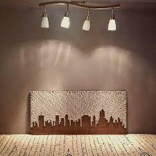 Image result for joburg skyline string art