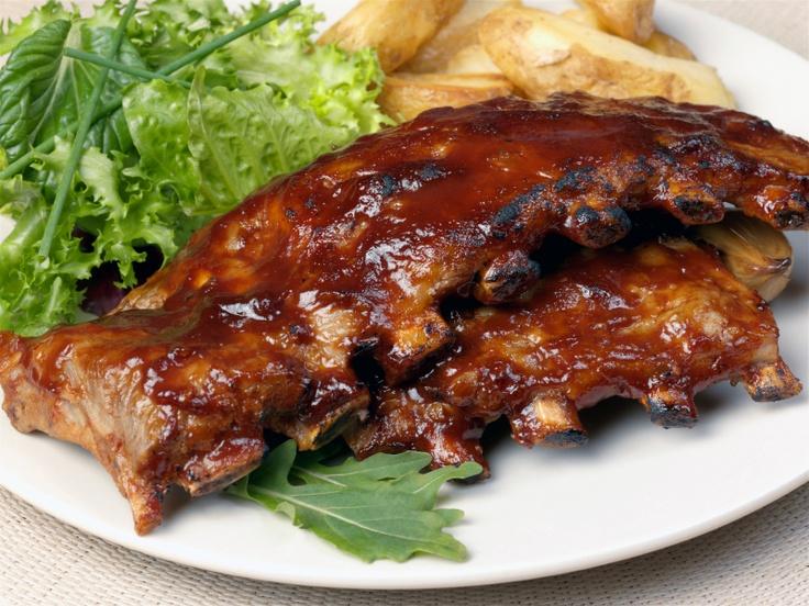 Sticky BBQ Pork