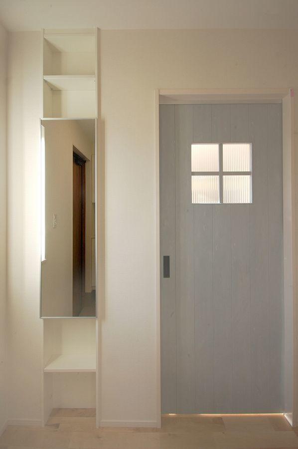 こだわりの使い勝手の良い玄関ホール 工藤工務店の施工写真集
