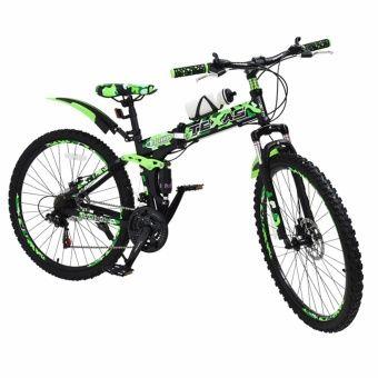 รีวิว สินค้า K-BIKE จักรยานเสือภูเขาพับได้ Folding Mountain Bike 26 นิ้ว 21 Speed SHIMANO รุ่น TEXAS 26K69 เขียว ☪ ขายด่วน K-BIKE จักรยานเสือภูเขาพับได้ Folding Mountain Bike 26 นิ้ว 21 Speed SHIMANO รุ่น TEXAS 26K69 เขียว ส่วนลด | facebookK-BIKE จักรยานเสือภูเขาพับได้ Folding Mountain Bike 26 นิ้ว 21 Speed SHIMANO รุ่น TEXAS 26K69 เขียว  ข้อมูลเพิ่มเติม : http://shop.pt4.info/Mh0Jb    คุณกำลังต้องการ K-BIKE จักรยานเสือภูเขาพับได้ Folding Mountain Bike 26 นิ้ว 21 Speed SHIMANO รุ่น TEXAS…