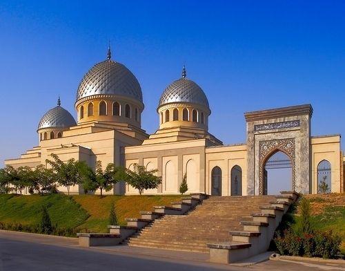 Uzbekistan - Kukeldash Mosque, Tashkent