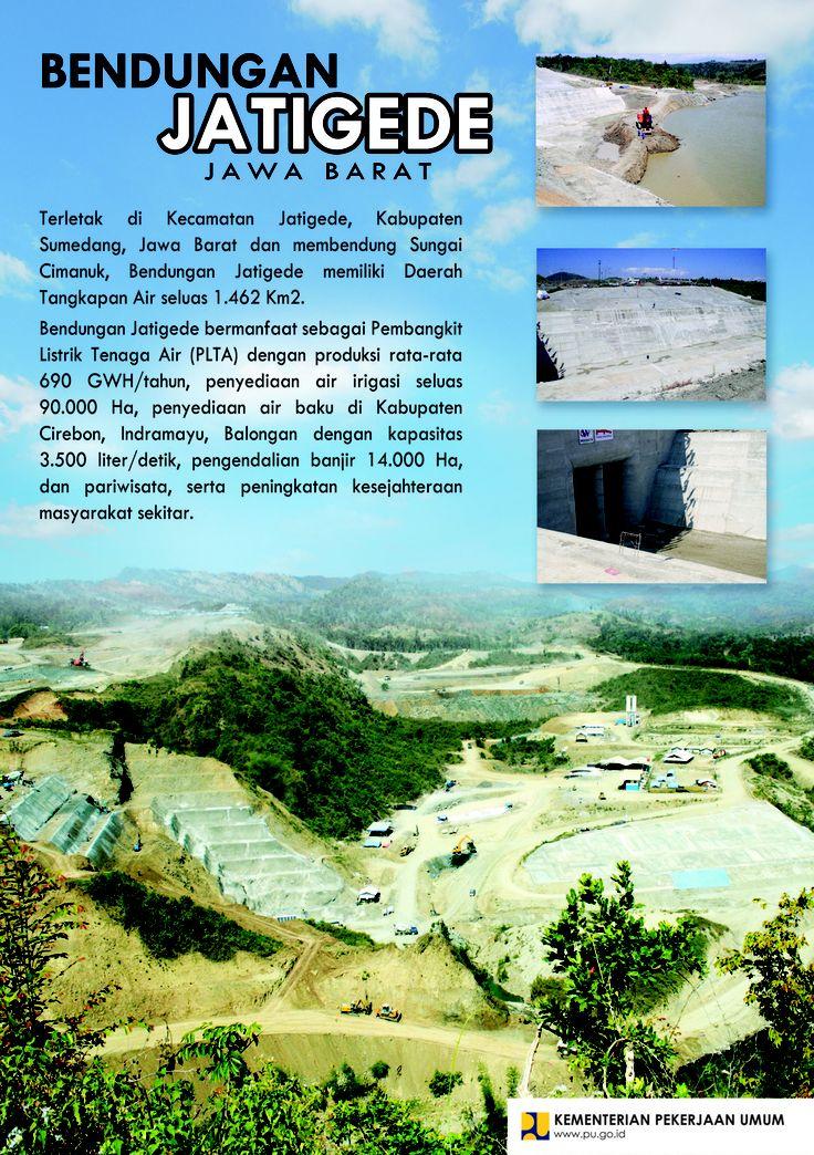 Bendungan Jatigede  Jawa Barat