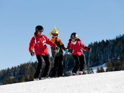 http://www.uebergossenealm.at/ski-schools-at-the-hochkoenig.html Ski school at the Hochkönig