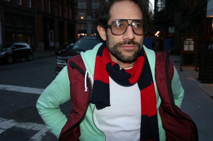 Here's why American Apparel fired Dov Charney ...a fine line there