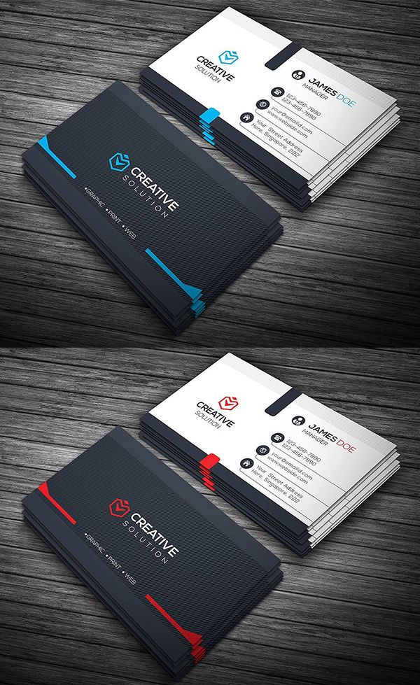 Creative Business Card Psd Templates 28 Print Ready Design Design Graphic Design Junction Business Cards Creative Business Card Template Psd Business Card Psd