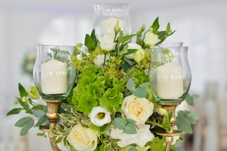 Aranjament floral wedding decoration Wedding idea