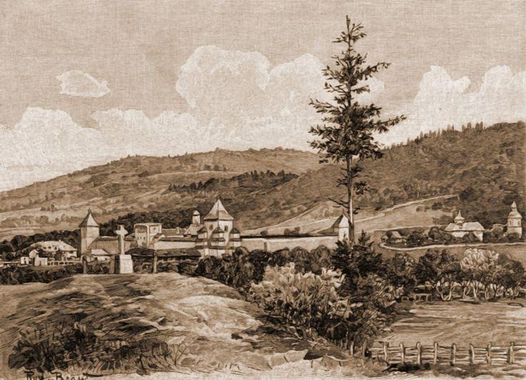Suceviţa, mănăstirea