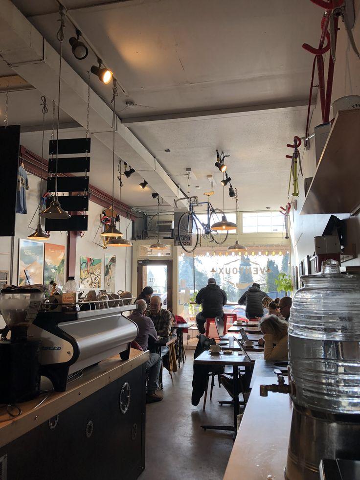 Ventoux Roasters Seattle coffee shops, Seattle coffee