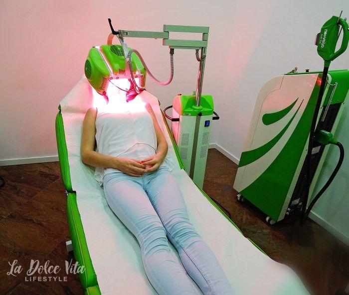 Tratament facial LED de hidratare cu Alina: http://bit.ly/299Gps9
