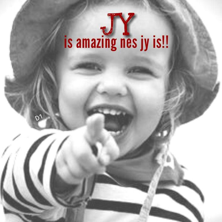 JY is amazing nes jy is!!