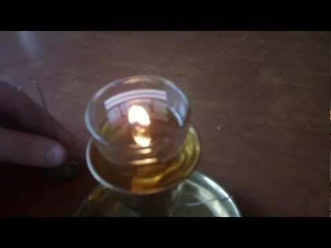 how to make hemp candle wicks