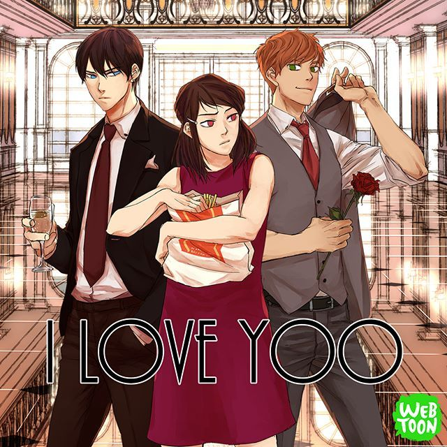 April Launch Week I Love Yoo by @missquimchee is a story about a girl who is uninterested in romance whose life is interrupted by a handsome stranger. The first three episodes feature music by @kennycomics! Updates every Friday! . . . . #linewebtoon #webtoon #comics