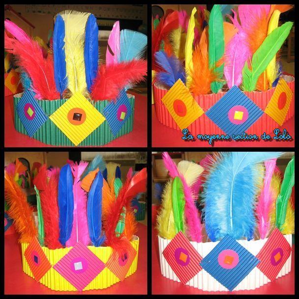 LES INDIENS D'AMERIQUE ( périodes 3 et 4 )