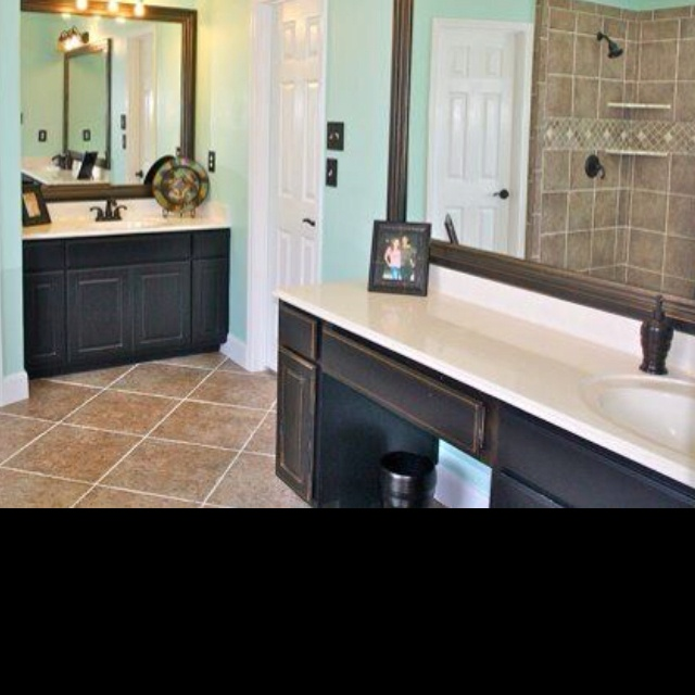 By Robin Easy Diy Bathroom Makeover Painted White