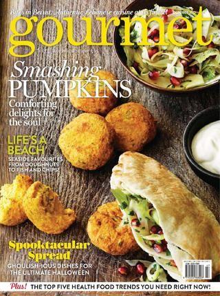 Gourmet october 2015