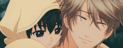 Haru and Ren  | Super Lovers