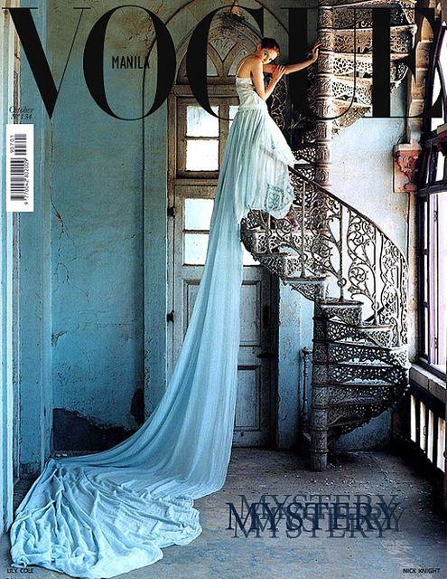 Vogue Manila October 2021 by Frranzy, via Flickr