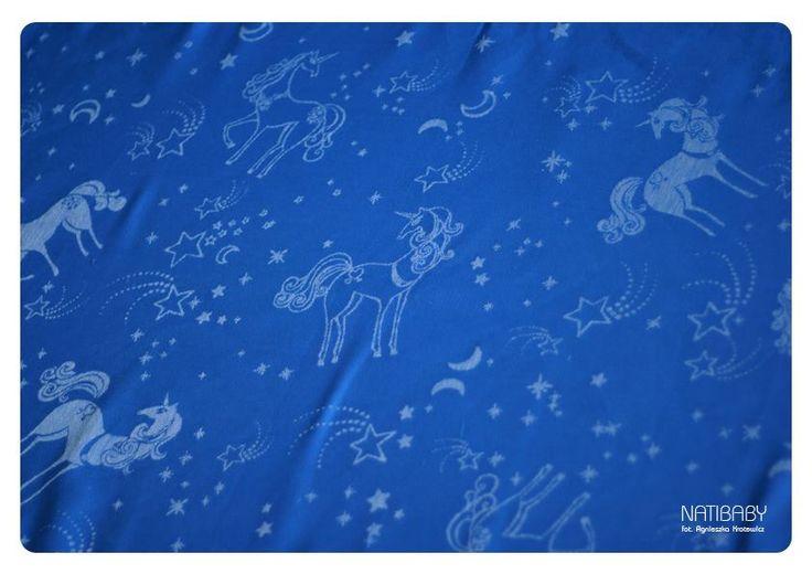 #Natibaby My Little #Unicorn #babywearing #babysling http://www.ooiebeest.nl/draagdoek/ooiebeest-exclusives-draagdoeken/natibaby-unicorn.html