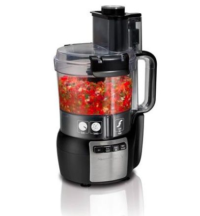 Hamilton Beach Stack and Snap 10 cup Food Processor giveaway