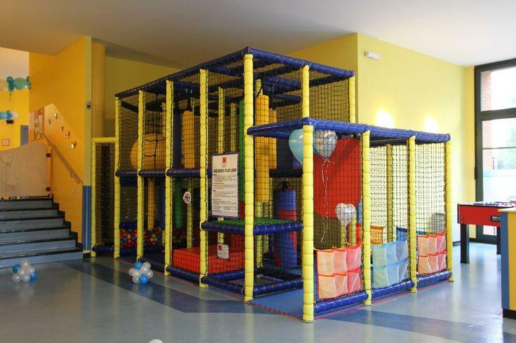 Play Mart realizza anche strutture di gioco dalle dimensioni più compatte: ideali per asili, negozi, ristoranti ecc.