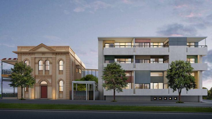 Atrium development unveiled for Hamilton