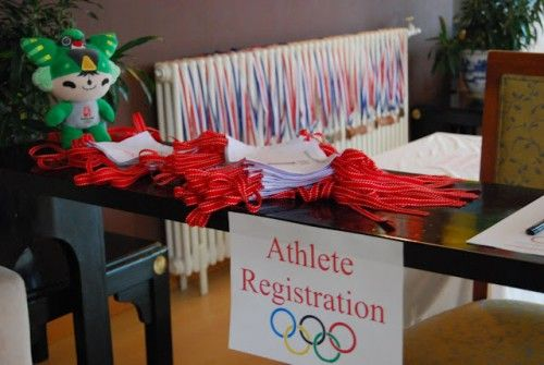 Kids Olympics Party ideas that can be adapted for students.  Can't wait to try some of these for the Winter Olympics