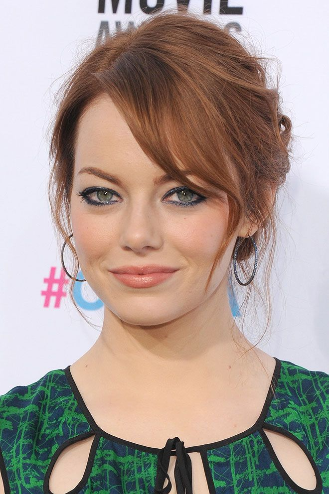 emma stone hair color - Google Search