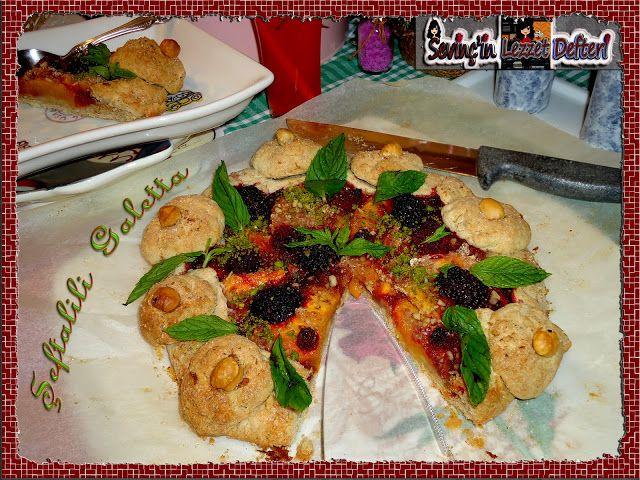 #ŞeftaliliGalette #Peach   #Blackberries  #Raspberries   #Şeftali   #Frambuaz #Böğürtlen  #Galette   #Sweets   #Delicious   #Yummy   #Food  #Taste   #Tart #Pie   #PeachesGalette  #BlackberriesGalette   #RaspberriesGalette #FruityGalette   #icecream   #mint   #AlaskaFRİGO  #foodphotography   #FoodBlog #FoodRecipes  #SevinçinLezzetDefteri  #SevinçYiğitArabacı #SevinçinDünyası  #Tatlı   #recipes  #YemekTarifleri #Yemek   #Pastry   #Hamurİşleri